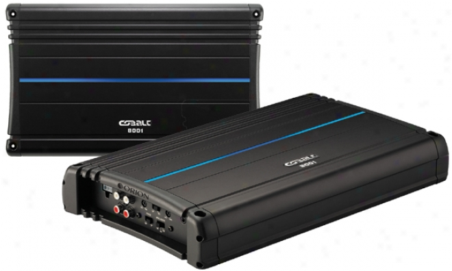 Orion Cobalt? 800 Watt Mono Subwoofer Amplifier
