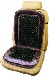 Ortho Beads Velour Beaded Seat Cushion