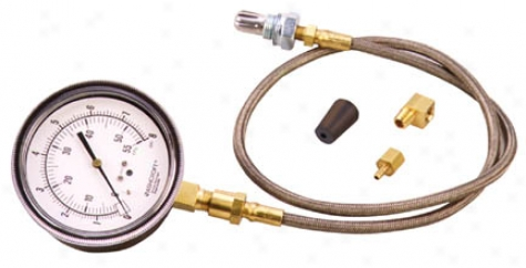 Otc Exhaust Back Pressure Gauge