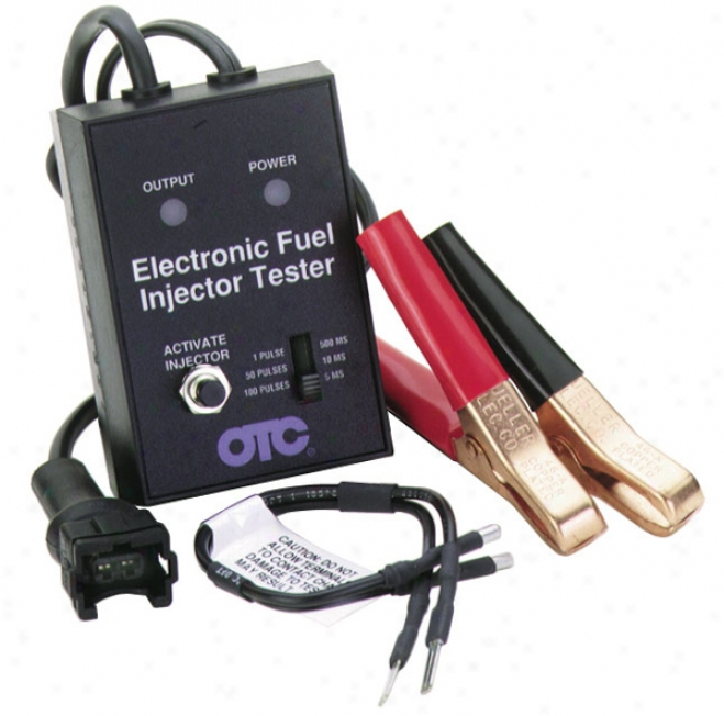Otc Firing Injection Pulse Tester