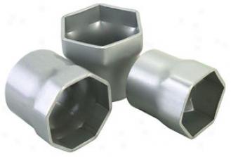 Otc Locknut Socket - 2-1/4'' (6 Pt.)