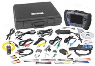 Otc Solarity 4-channel Scope Master Kit With 4 Hours Training