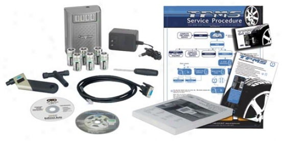 Otc Tire Pressure Monitor Master Update Kit