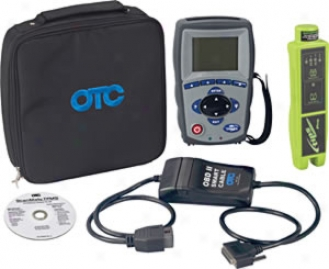 Otc Tpms Scan Instrument And Test Pack With Free T.i.p.s Tool