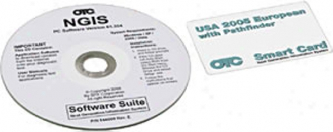 Otc Usa 2005 European Software Update Kit
