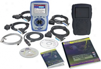 Otc Uea 2007 Intestine Color Nemisys Scan Kit With Free Cover And Training Dvd