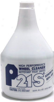 PZ1s Regular Wheel Cleamer 1900 Ml Refill