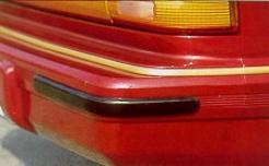 Pacer Designer Style Car Bumper Guard