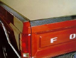 Pacer Rail-guard Vinyl Truck Rail Prot3ctor