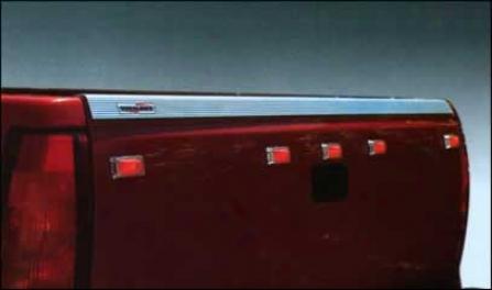 Pacer Tail Light Kit (5 Lights)