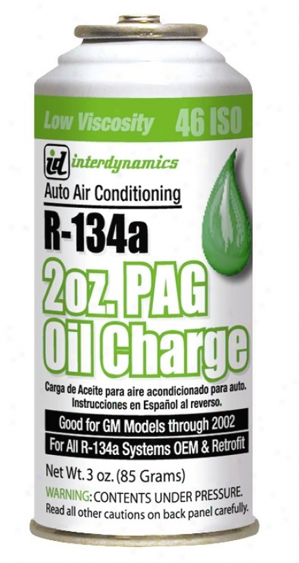 Pag Low 46 Glutinousness Oil Charge (2 Oz.)