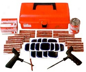 Passenger Car ''string-type'' Tire Repair Inserts Kit