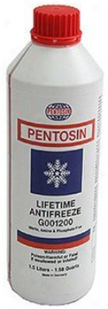 Pentosin G12 Lifetime Anti-freeze/coolaht For Aluminum Engines (1.5 Liter)