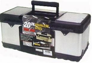 Performance 20'' Diamond Plate Tool Box