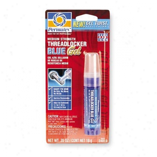 Permatex? Blue Gel Twist Threadlocker