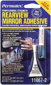 Permatex Mirror Adhesive