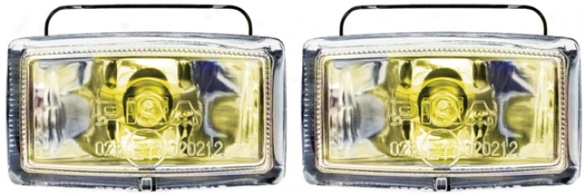 Piaa 2091 Plasma Ion Crystal Yellow Fog Lamp Kit