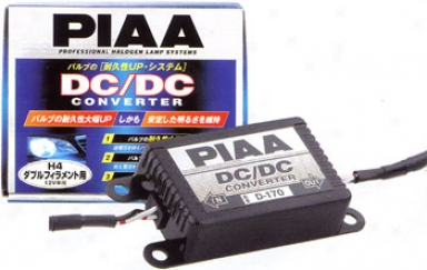Piaa Bullet Style Dc/dc Voltage Stabilizer
