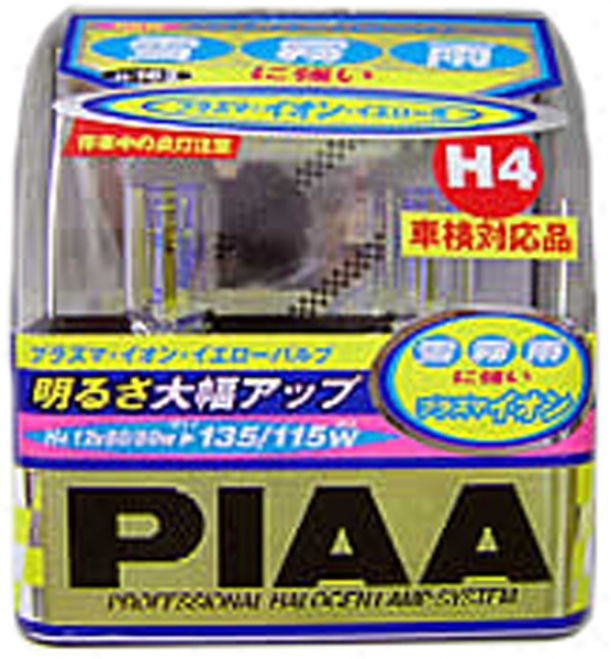 Piaa Extra Yellow Top Replacement Bulb