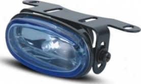 Pilot Small Oval Driving Light (hid Whute)
