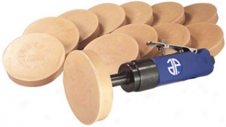 Pinstripe Removal Tool With 12 Eraser Pads