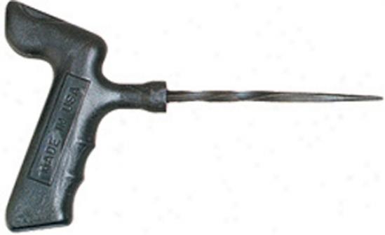 Pistolgrip Spiral Cement Probe