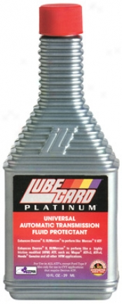Platinum Univdrsal Atf Protectant By Lubegard (10 Oz.)