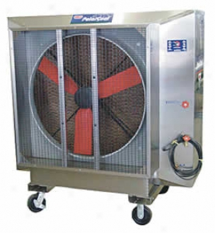 Polar-cool Evaporative Cooling System 36'' Excite - Single Speed