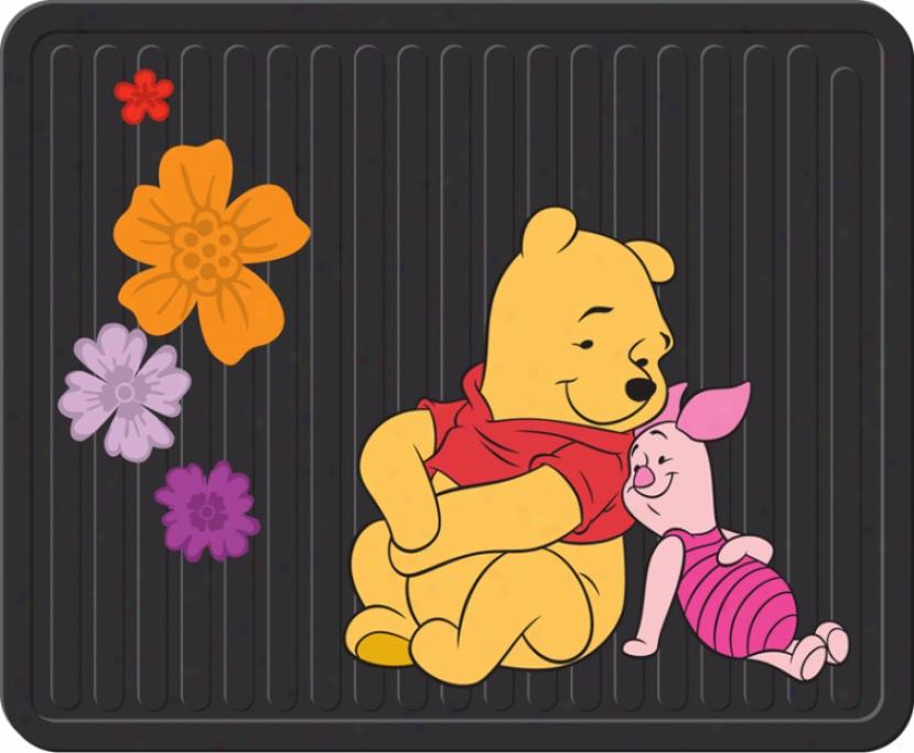 Pooh Paradise Utility Mat