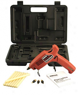 Portaprobutane Hot Glue Gun Kit - Cordless