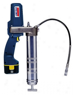 Power-luber 12v Grease Gun Kit