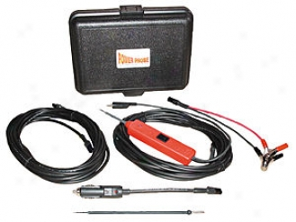 Power Prove Circuit Tester With Accessory Violin