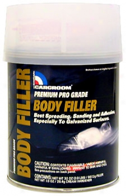 Premium Pro Grade Body Filler (quart)