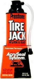 Prestone Tire Jack Tire Inflator & Sealant (18 Oz.)