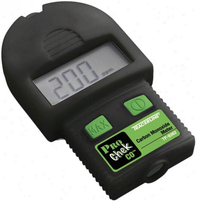 Pro-chek Co? Carbon Monoxide Meter