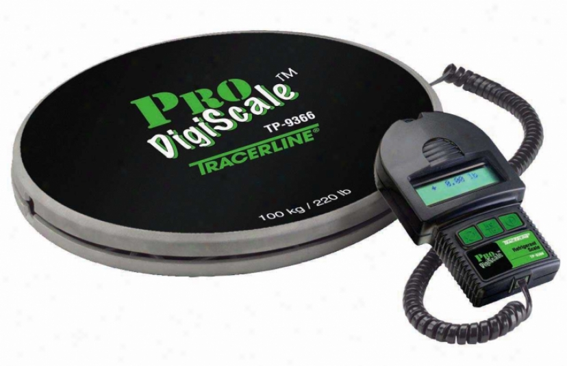 Pro Digiscalr? Refrigerant Scale