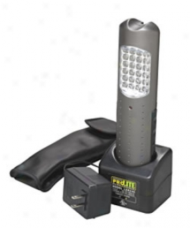 Pro Lite Electronix 24 Led Recbargeable Task Light
