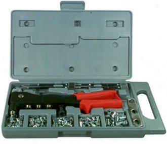 Professional Rivet Nut Tool Kit - Metric