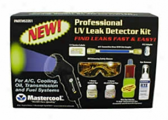 Professional Uv Leak Detector Kit Through  50w
