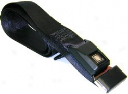 Push-button Release Seat Belt