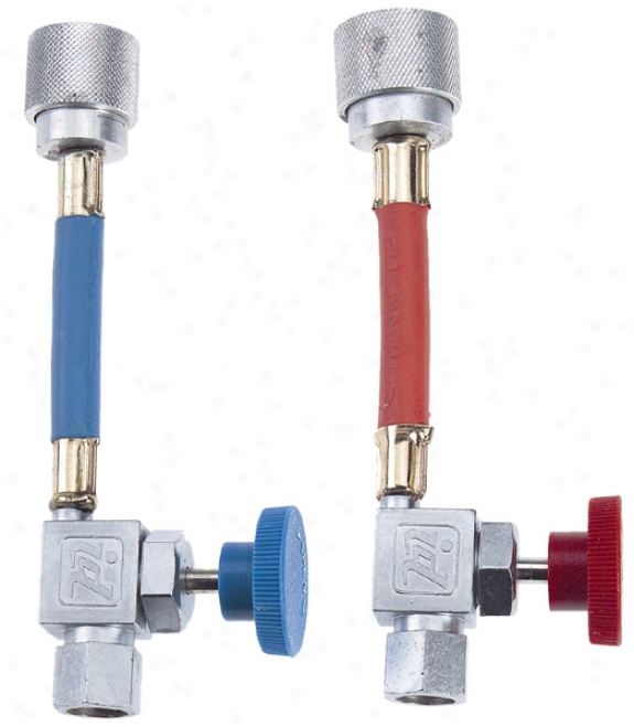 Quick Connect Valve Low Side