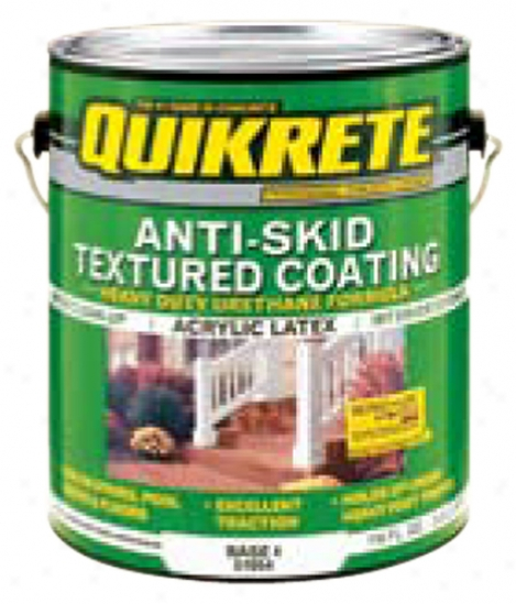 Quikrete? Anti-skid Textured Coating (gallon)