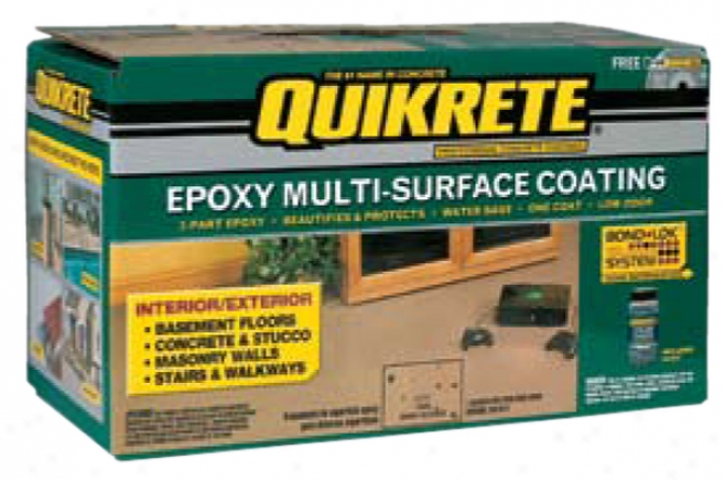 Quikrete? Epoxy Multi-surface Coating