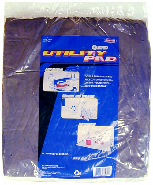 Quilted Utility Moving/storing Blankrt Pad