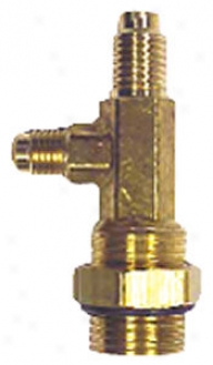 R-12/r-134a Vacuum Pump Adapter For 15400/15600 Succession Pumps