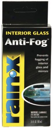 Rain X Anti-fog Treatmen5 (3.5 Oz.)