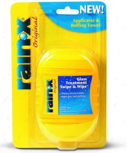 Rain-x Swipe N Wipe Glass Treatment