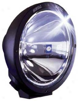 Rallye 4000 Single Black Fog Lamp