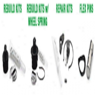 Ratchet Renewal Kit For 1/4'' Drive Professional Ratchet