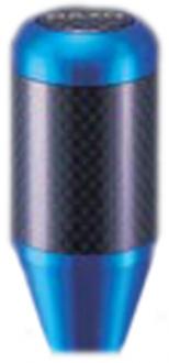 Razo Aluminum+carbon Shift Knob